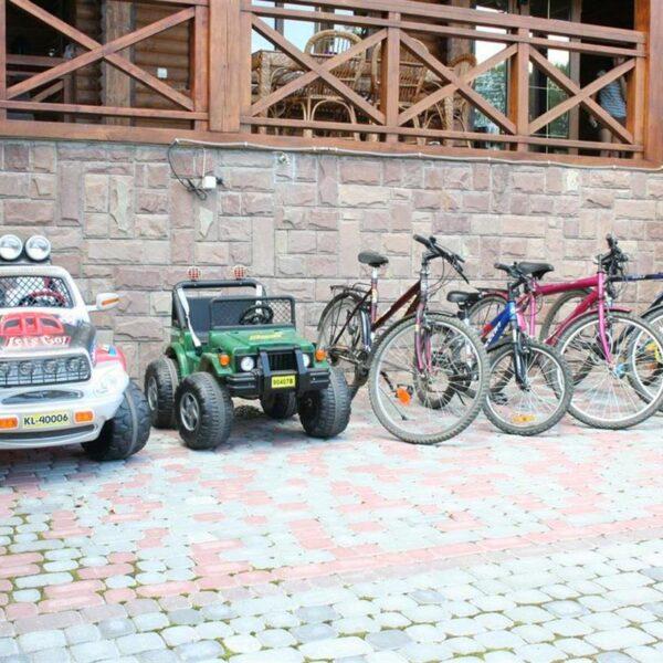 Прокат квадроциклов отель Лагуна