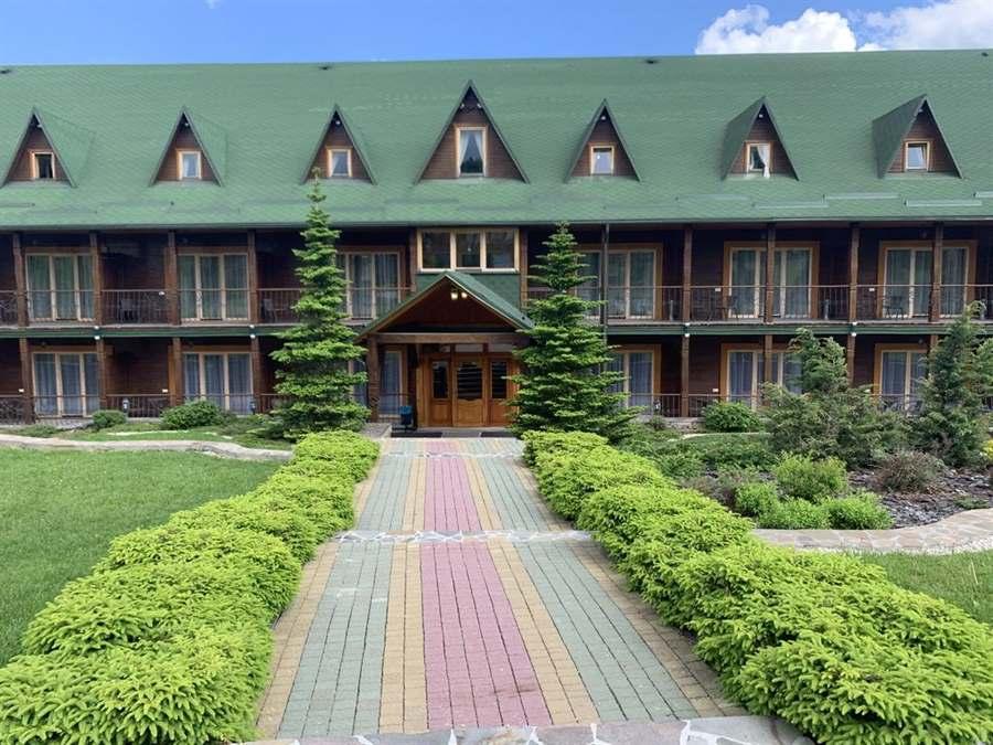 отель Плай Карпаты