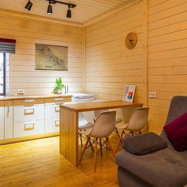 відпочинок в горах кімната в котеджі вілла Альпійка