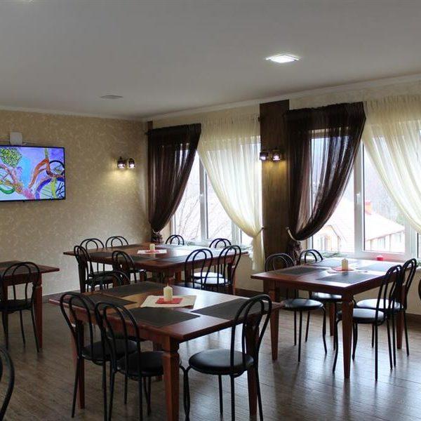 ресторан в отеле Баймонт
