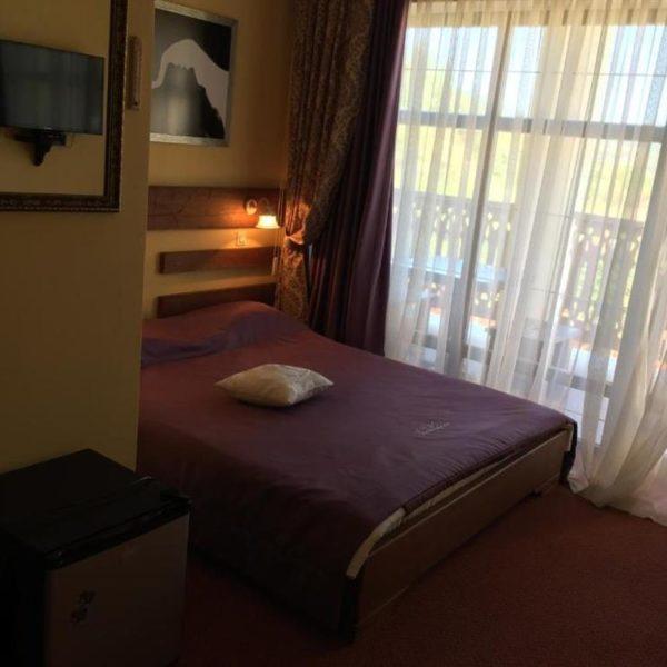 Просторий номер в готелі Золота Підкова Славське