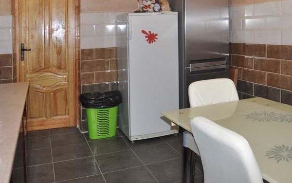 Кухня в отеле Аура Карпат