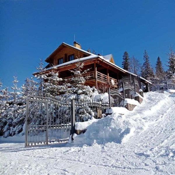 дозвілля зима Славське Альпійка
