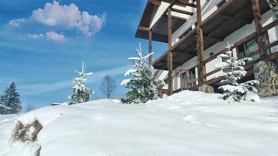 Агора Шале зима у Славську