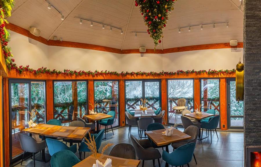вилла Альпийка ресторан