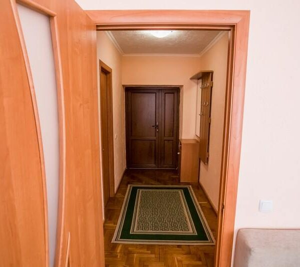 Вхід в номер санаторій Пролісок