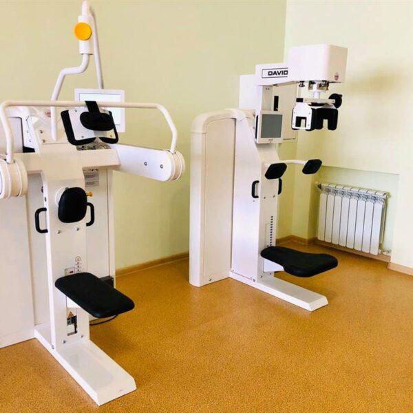 Медичні процедури в санаторіїї Пролісок