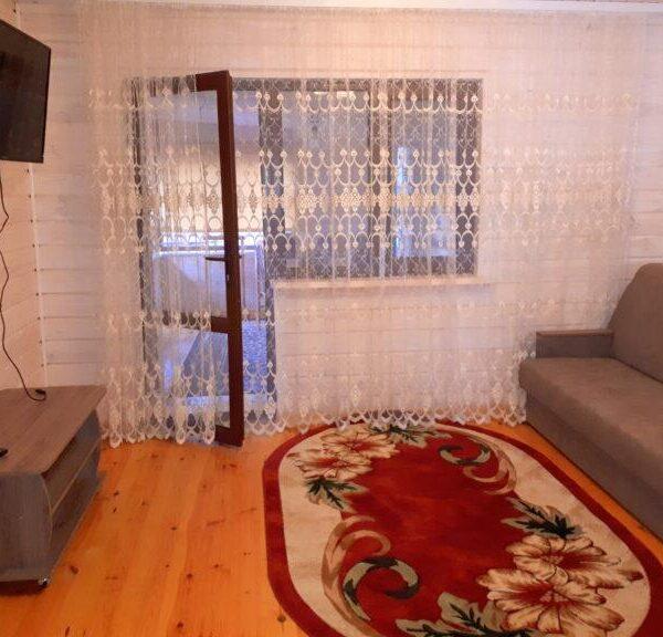 Вітальня з рокладним диваном санаторій Червона Калина