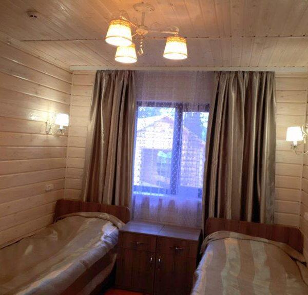 Кімната з односпальними ліжками сааторій Червона Калина