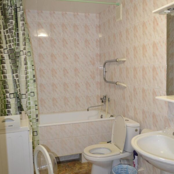 Ванна кімната в номері санаторія Жовтень