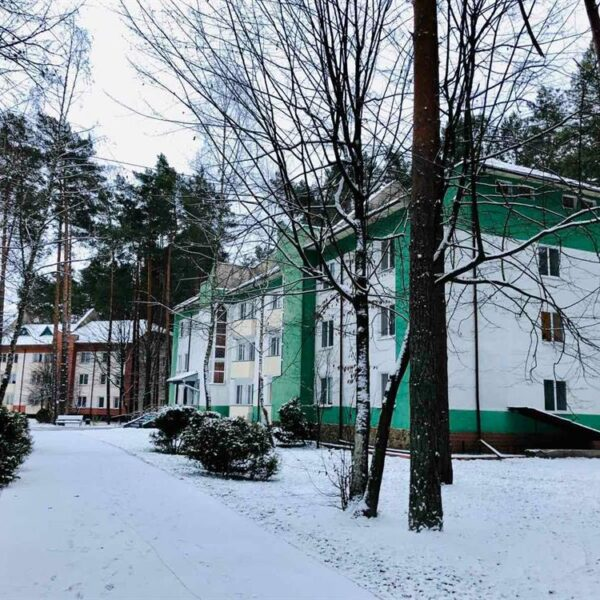 Зима в санатории Пролисок