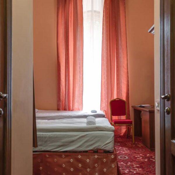 Двокімнатний номер в санаторії Лаяр Палас