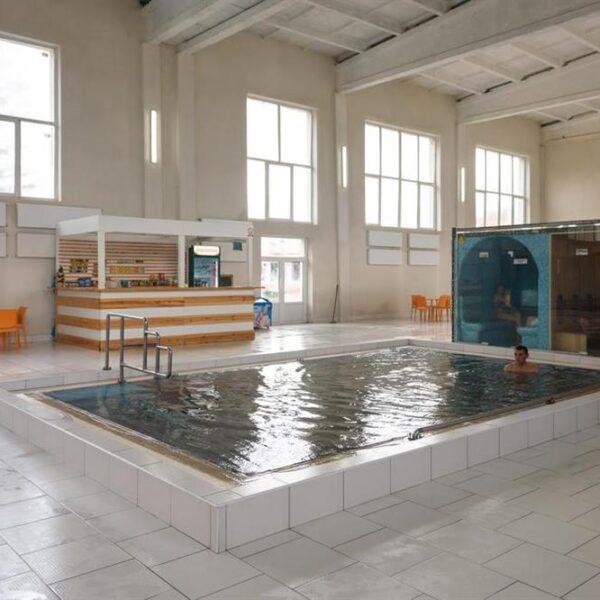 Міні-басейн в спа центрі санаторія Лаяр Палас