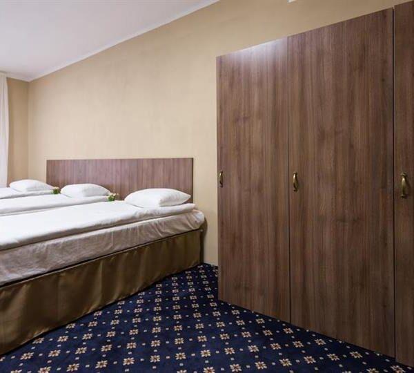 Большой шкаф в санатории Лаяр Палас