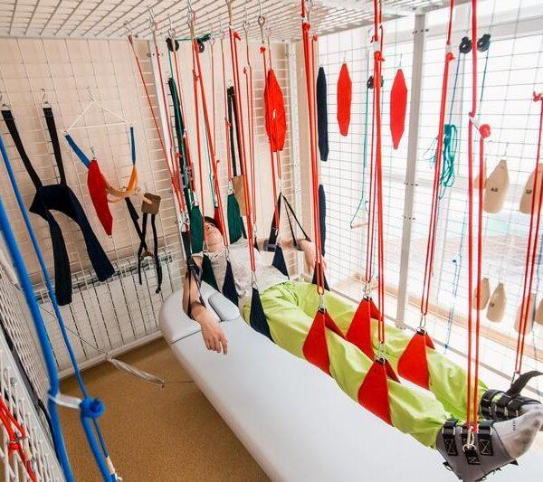 Фізіопроцедури в санаторії Пролісок