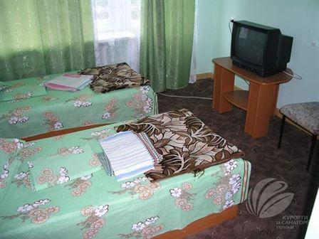 Комната з односпальными кроватями Любень Великий