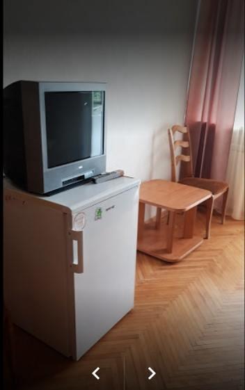 Мини холодильник в номере санатория Жовтень бронирование