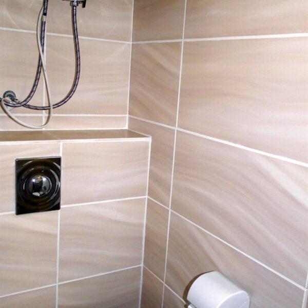 Ванна кімната в будинку санаторій Червона Калина