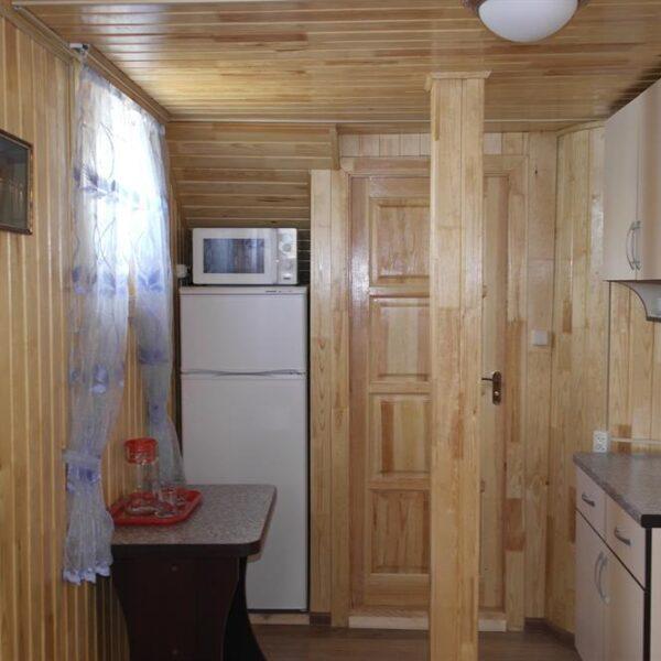 Міні кухня в будинку Голуба Лагуна санаторій Червона Калина