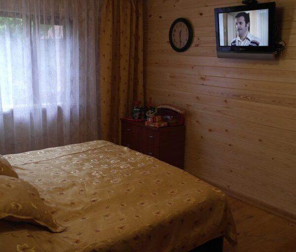 Компактная комната в домике Санаторий Червона Калина